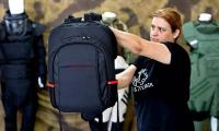 Israelis selling bulletproof backpacks in US after shooting