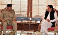 COAS General Bajwa calls on PM Imran, discusses security matters