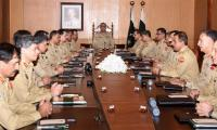 Corps Commanders pay rich tribute to Martyrs of Pakistan