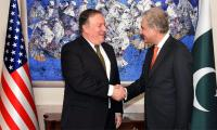 FM Qureshi says Pompeo's visit to Pakistan ended diplomatic stalemate
