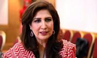 Shehla Raza injured in road accident