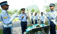 PAF observes Martyrs' Day at all bases