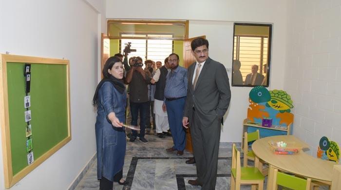 Sindh CM inaugurates Autism Rehabilitation Center