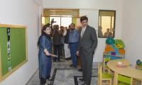 Sindh CM inaugurates Autism Rehabilitation Center