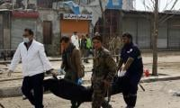 Three killed in suicide bomb attack on Kabul commemorations