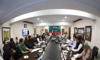 PTI mulls media strategy to highlight govt's achievements, PML N's 'wrongdoings'