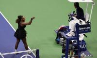 Williams' US Open treatment divides tennis world
