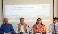 Constitutional literacy, strengthening of political system vital for parliament-society nexus: Speakers