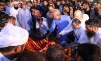 Begum Kulsoom Nawaz's funeral: Live