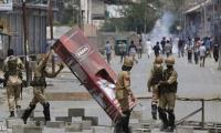 Indian forces kill five Kashmiris