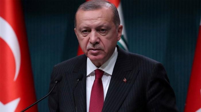 Erdogan says luxury jumbo is ´gift´ from Qatar emir