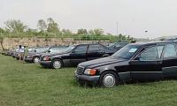 61 luxury cars of PM House auctioned