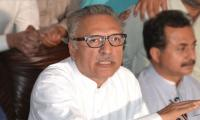 President telephones Shahbaz Sharif, condoles death of Kulsoom Nawaz
