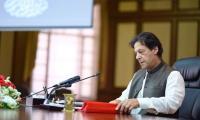 Symbols of colonial rule come crashing down: PM Imran Khan