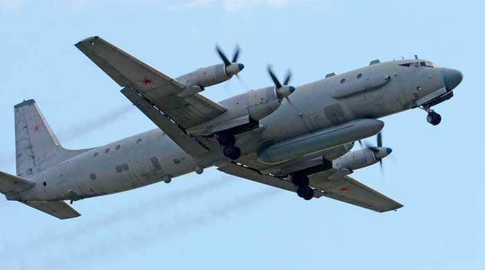 Syria downs Russian military plane during Israeli air strike