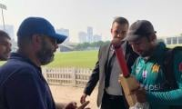 Here is how you can get the 'bat' signed by Pakistan's Asia Cup squad