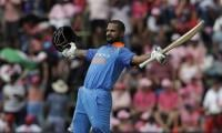 Ton-up Dhawan guides India to 285 against Hong Kong