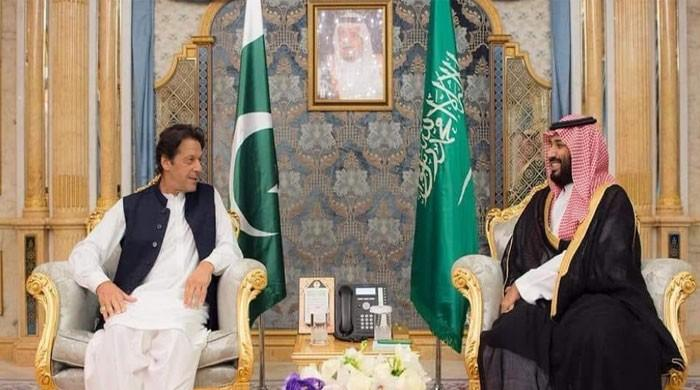PM Imran, Saudi Prince discuss trade, investment