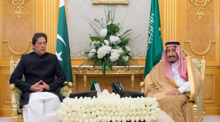 Pakistan, Saudi Arabia reaffirm resolve to stand by each other at all times