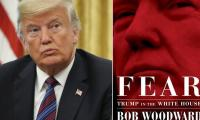 Woodward´s Trump book sells 1.1 million in first week