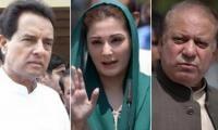 Sentences of Nawaz Sharif, Maryam Nawaz, Capt Safdar suspended