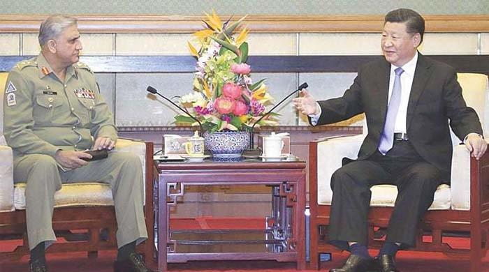 China's Xi says places 'high premium' on Pakistan ties