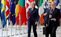 Don´t rip Britain apart, May appeals to fellow EU leaders on Brexit