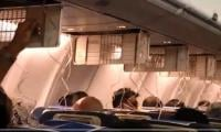 Video: Air pressure mix-up causes Indian passengers to bleed from ears, noses