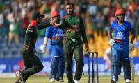 Asia Cup 2018: Afghanistan set 256 runs target for Bangladesh
