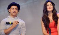 Aamir Khan is in awe of Katrina Kaif's beauty!