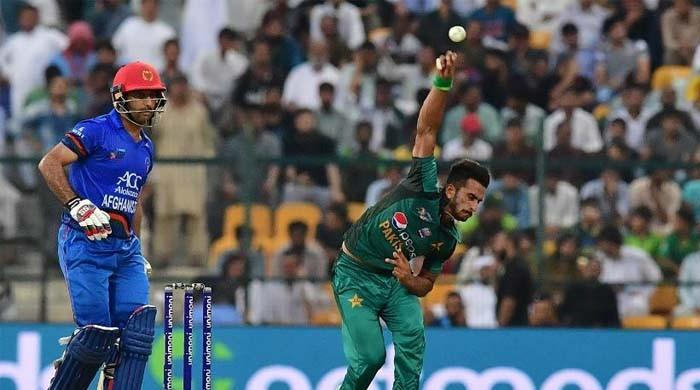 Asia Cup 2018: Pakistan, Afghanistan players fined for breaching ICC code of conduct