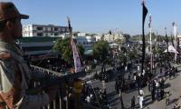 Muslims mark Ashura across Pakistan