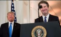 Trump attacks credibility of Kavanaugh sex accuser