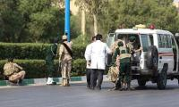 Attack at Iran military parade leaves 24 dead