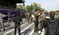 IS claims Iran military parade attack, no evidence provided