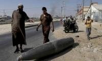 Eight Afghan children killed playing with unexploded mortar shell