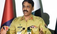 Indian war mongering detrimental to regional peace: DG ISPR