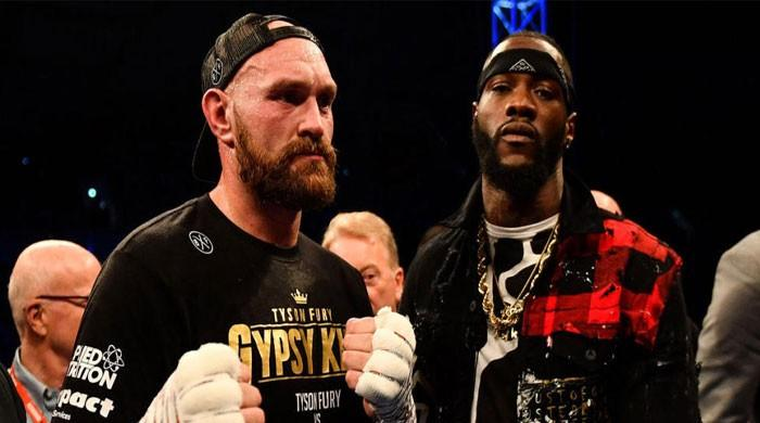 Boxing: Wilder and Fury to fight for world title on December 1