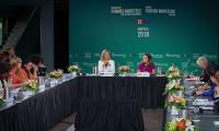Women foreign ministers meet in Canada promise fresh perspective