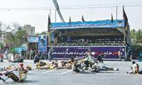 Iran summons 3 European diplomats over parade attack: state media