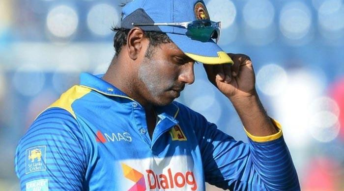 Asia Cup 2018: Sri Lanka captain Mathews decries sacking