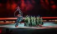 Canada´s Cirque du Soleil dazzles Riyadh after diplomatic row