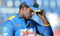 Sri Lanka captain Mathews decries sacking