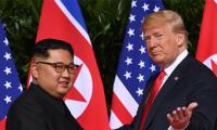 Trump says he expects second N.Korea summit 'quite soon'