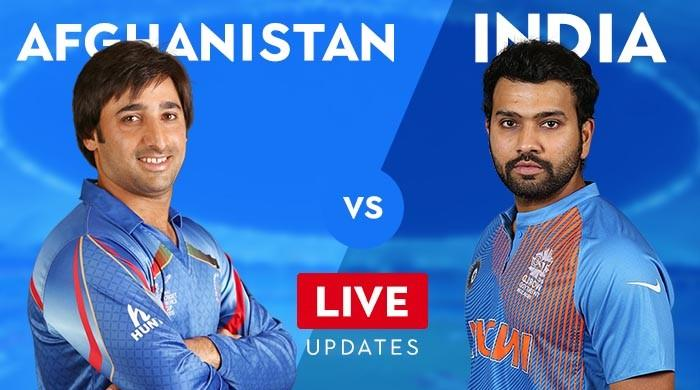India vs Afghanistan live cricket score streaming: Asia Cup 2018