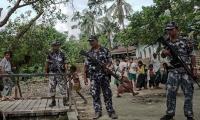 Myanmar military coordinated atrocities against Rohingya Muslims: US report