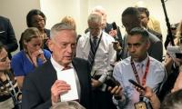 Pentagon adjusts tactics as Afghan army toll rises: Mattis
