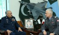 Polish Air Force Chief  visits PAF Headquarters