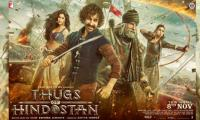 'Thugs of Hindostan' poster revealed: Katrina, Aamir, Amitabh engaged in fierce battle