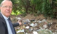German Ambassador points out dumpsites in Islamabad